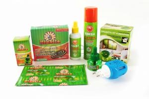 средство от мух и комаров