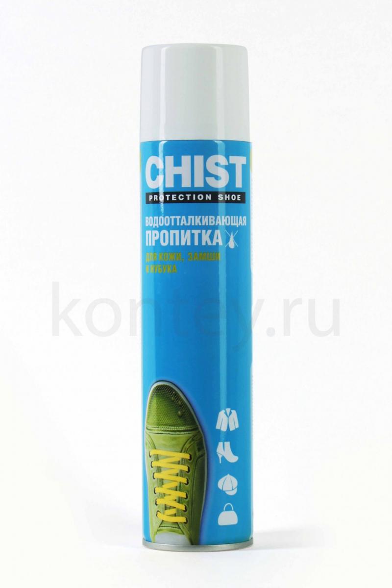 Водоотталкивающая пропитка CHIST