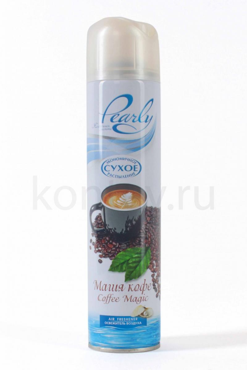 Освежитель воздуха магия кофе PEARLY