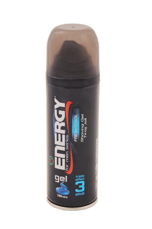 Пена для бритья Fresh Cool (с охлаждающим эффектом) ENERGY