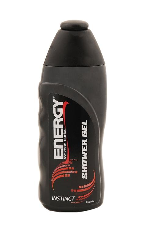 Гель для душа Instinct For Men ENERGY