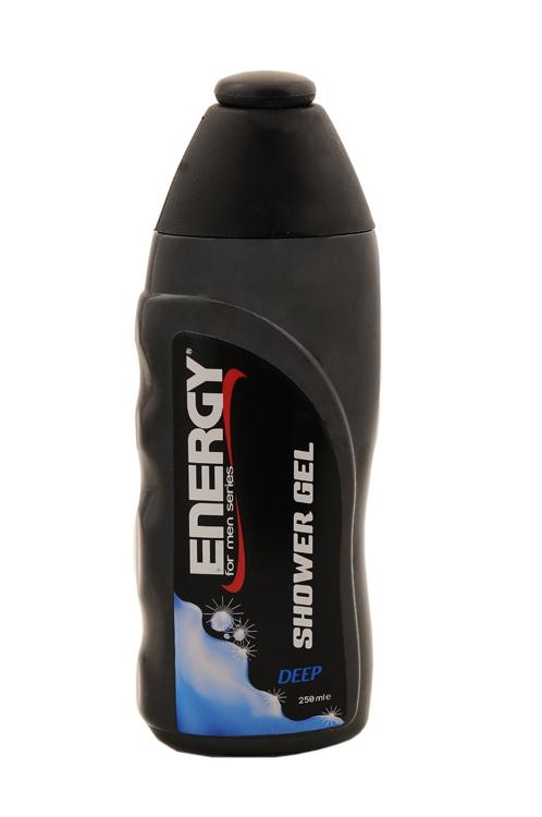 Гель для душа Deep For Men ENERGY