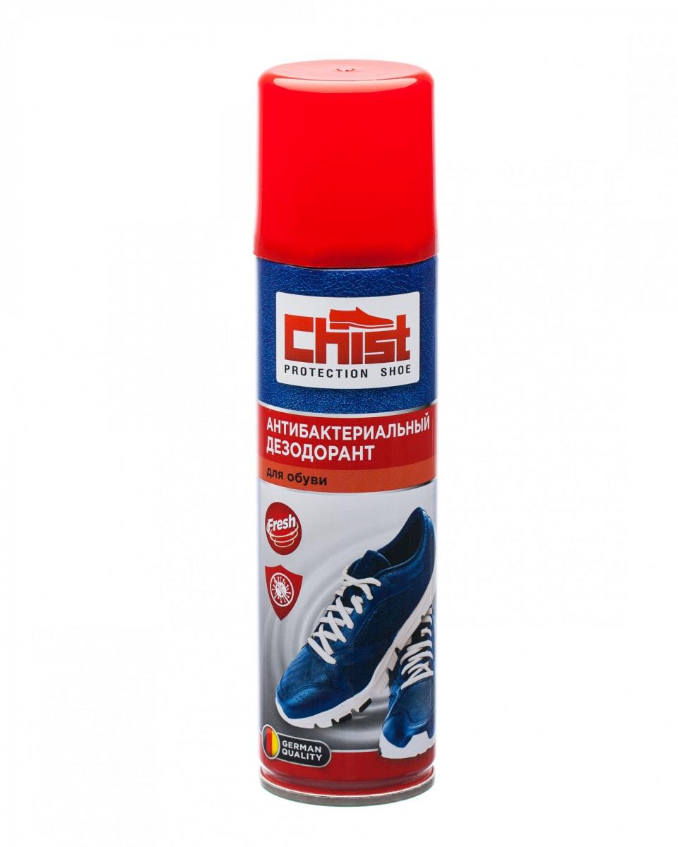 Антибактериальный дезодорант для обуви CHIST
